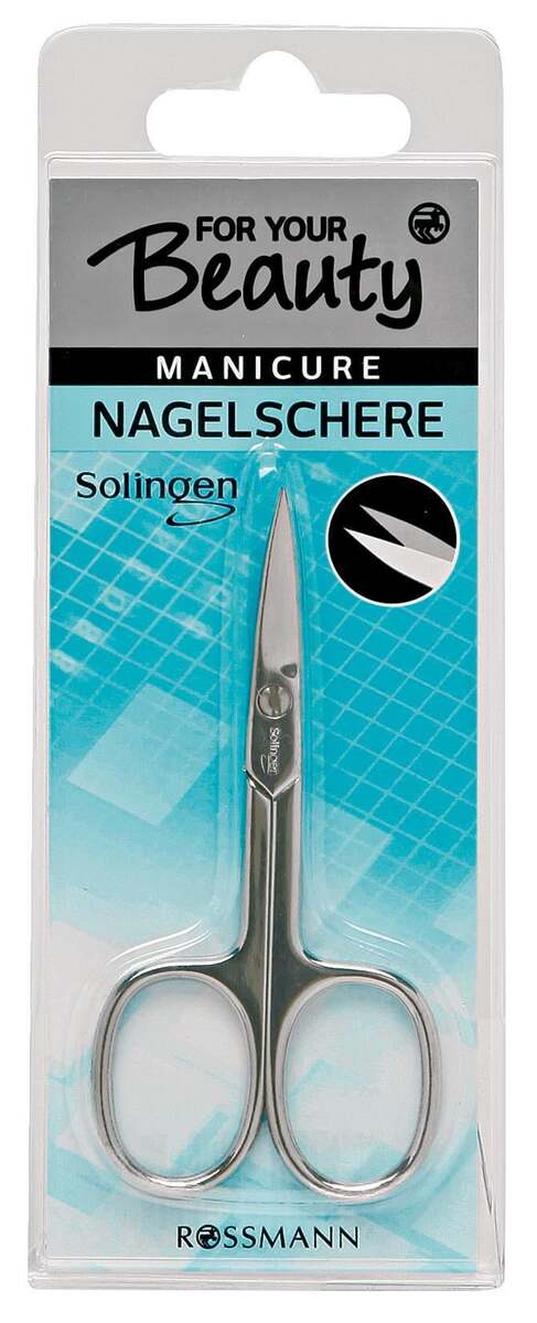 Bild 1 von for your Beauty              Nagelschere