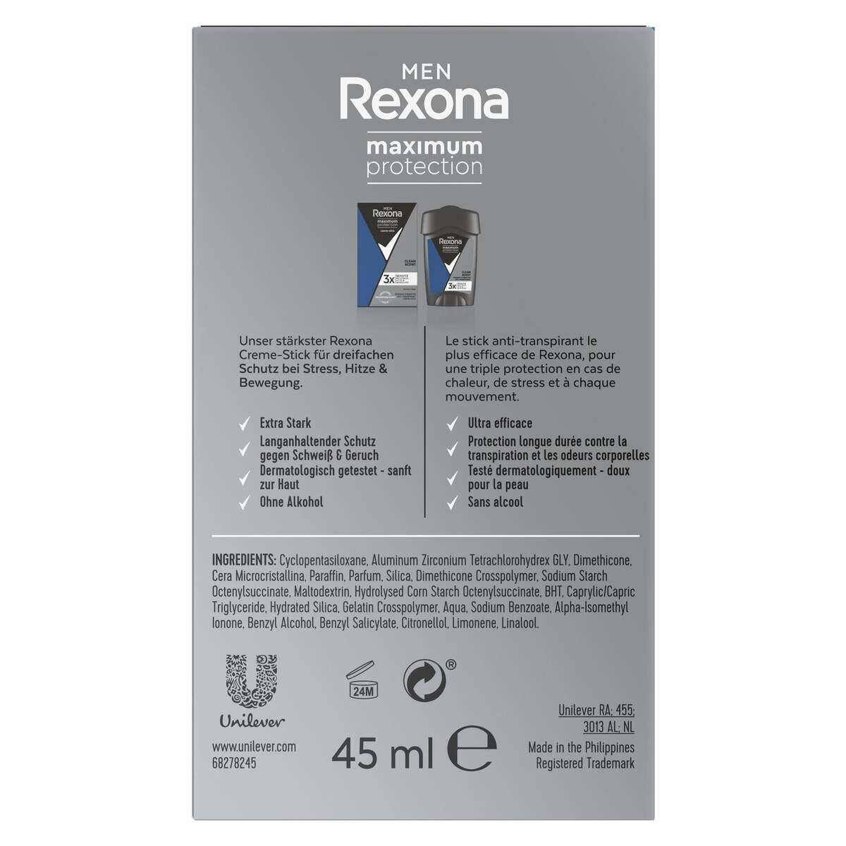 Bild 2 von Rexona Men 
