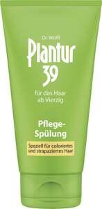 Dr. Wolff Plantur 39              Pflege-Spülung