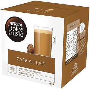 """Nescafé Dolce Gusto              Kapseln """"Café au Lait"""""""