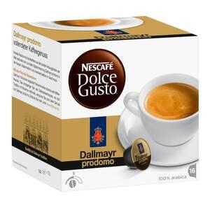 """Nescafé Dolce Gusto              Kapseln """"Dallmayr prodomo"""""""