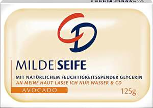 """CD              Milde Seife """"Avocado"""""""