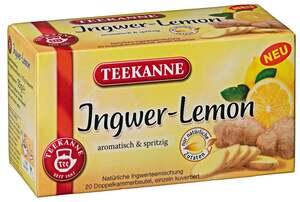 """Teekanne              """"Ingwer-Lemon"""""""