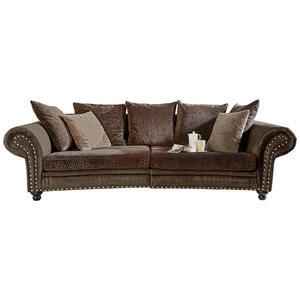 Mega-Sofa, Braun, LANDSCAPE