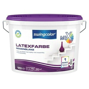 swingcolor Mix Latexfarbe