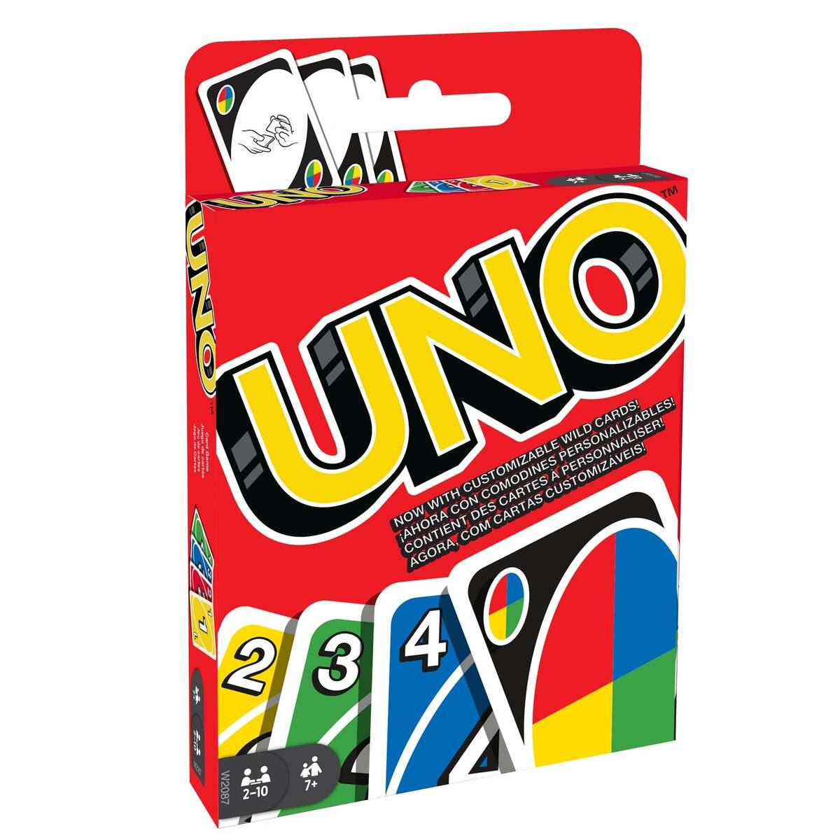 Bild 2 von UNO             Kartenspiel