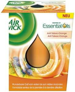 Air Wick              Essential Oils Duftkerze Anti Tabac-Orange