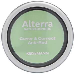 Alterra              Cover & Correct Anti-Red