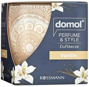 "domol              Duftkerze Perfume & Style ""Vanille"""
