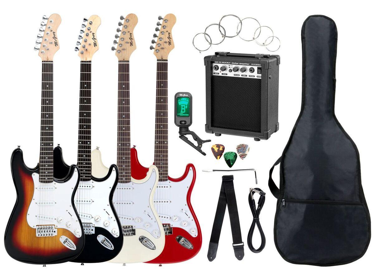 Bild 1 von McGrey Starter ST-Gitarrenset