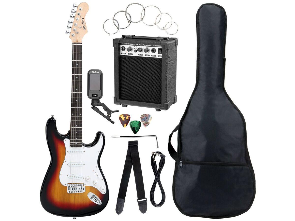 Bild 2 von McGrey Starter ST-Gitarrenset