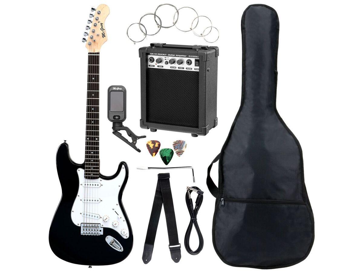 Bild 3 von McGrey Starter ST-Gitarrenset