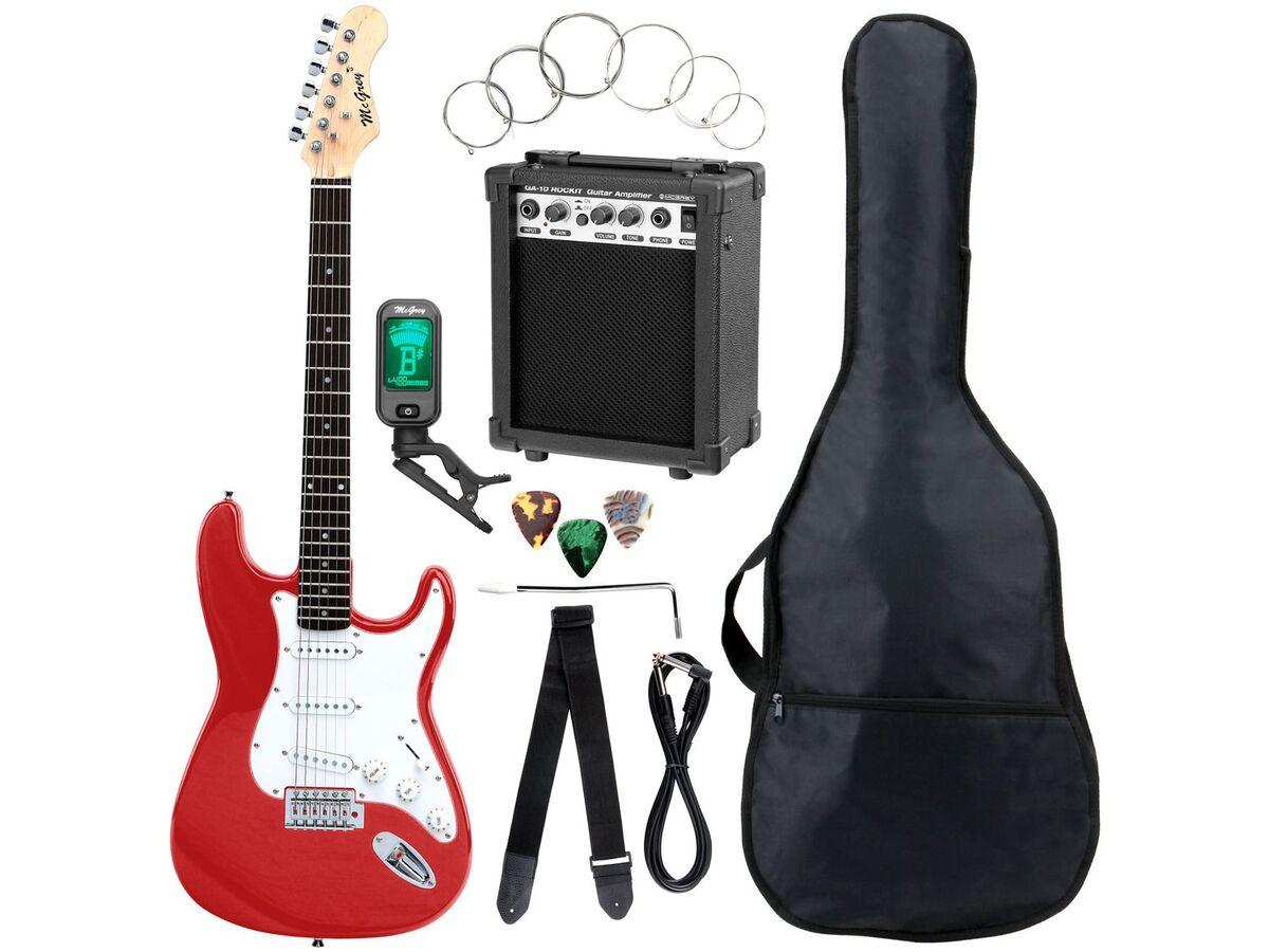 Bild 5 von McGrey Starter ST-Gitarrenset