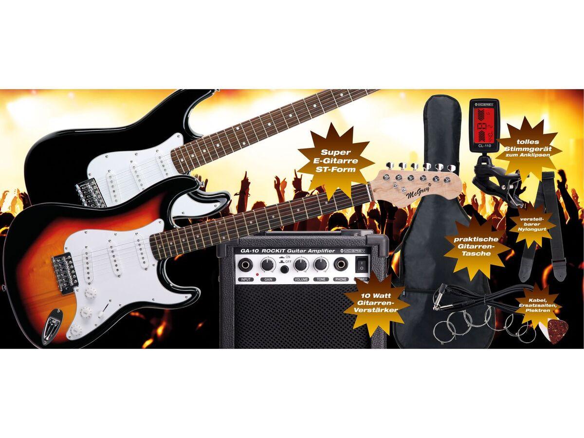 Bild 6 von McGrey Starter ST-Gitarrenset