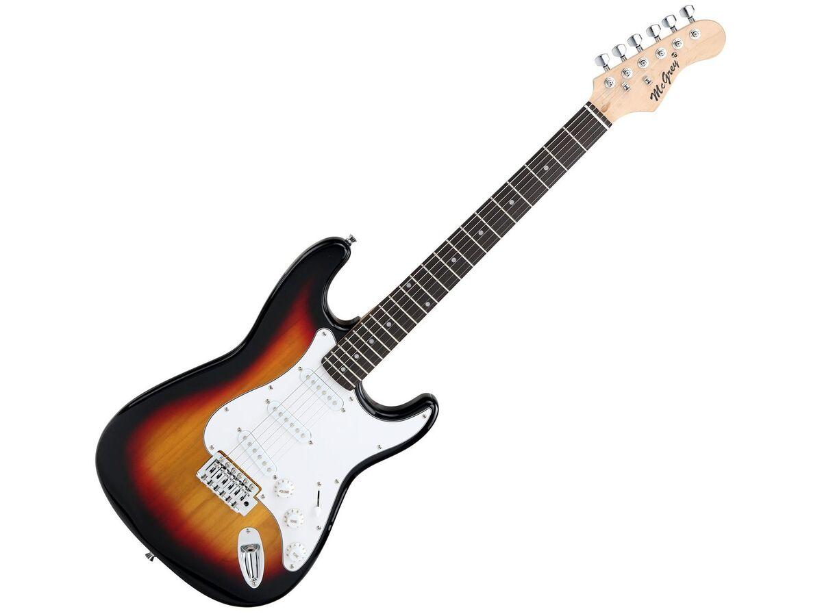 Bild 7 von McGrey Starter ST-Gitarrenset