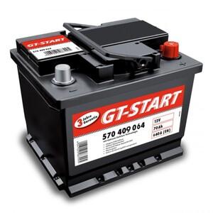 GT-Start Starterbatterie, 70 Ah 640 A