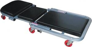 TrendLine Werkstatt-Rollliege und -Sitz max. Belastbarkeit 135 kg