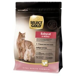 SELECT GOLD Babycat & Mother Geflügel