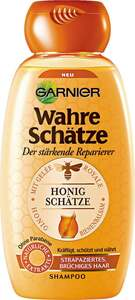 Garnier wahre Schätze              Shampoo Honig Geheimnisse