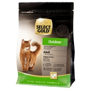 SELECT GOLD Sensitive Adult Outdoor Geflügel