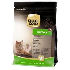 SELECT GOLD Outdoor Senior Geflügel