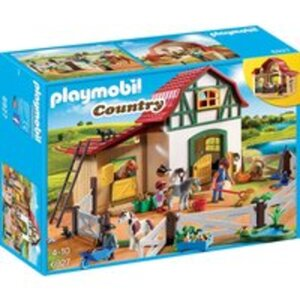PLAYMOBIL® 6927 Country Ponyhof