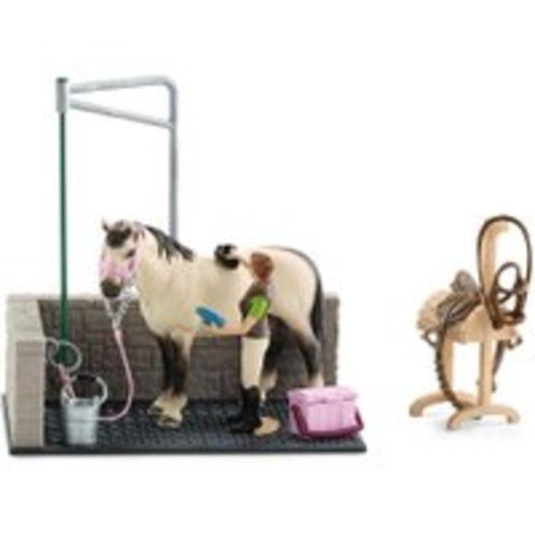 Schleich Waschplatz für Pferde