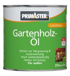 Primaster Gartenholzöl  teak, 375 ml