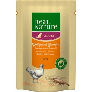 REAL NATURE Pouch Adult 12x85g