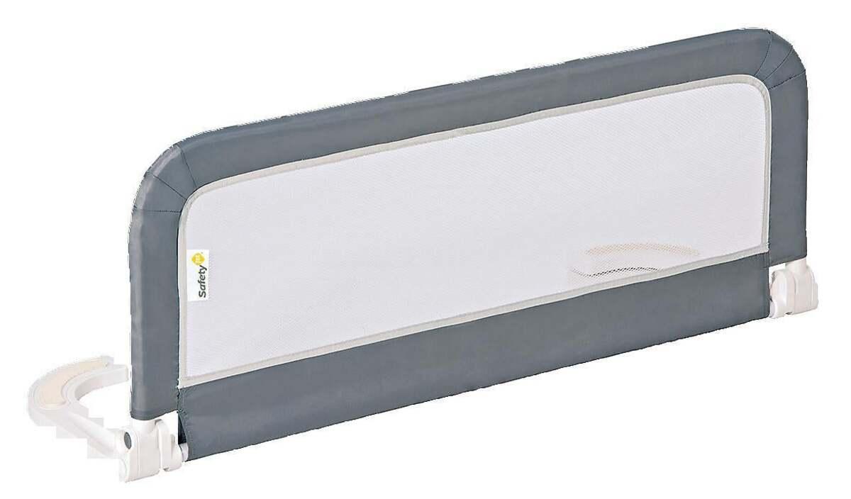 Bild 1 von Safety 1st              Tragbares Bettgitter, Grey Patches