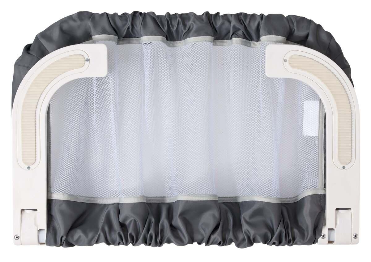 Bild 3 von Safety 1st              Tragbares Bettgitter, Grey Patches