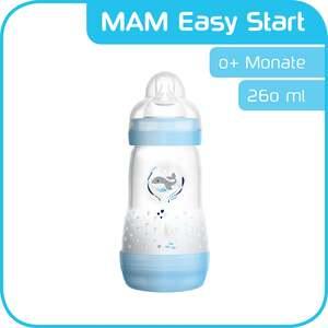 MAM              Babyflasche Anti-Colic für Jungen