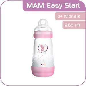 MAM              Babyflasche Anti-Colic für Mädchen