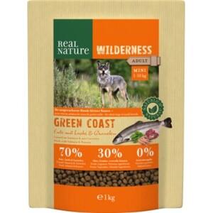 REAL NATURE WILDERNESS Green Coast Adult Mini Ente mit Lachs & Shrimps