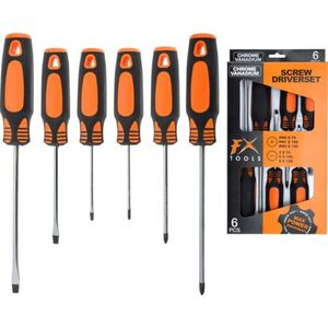 FX Tools                     Schraubendreher Set 6 tlg.