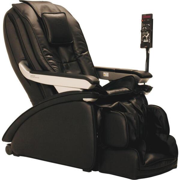 Massagesessel Relax, Schwarz, XXXL