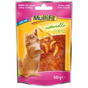 MultiFit naturelle Hühnerbrust Junior 4x50g
