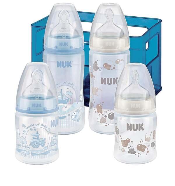 NUK ´´First Choice+´´ Weithalsflaschen-Set