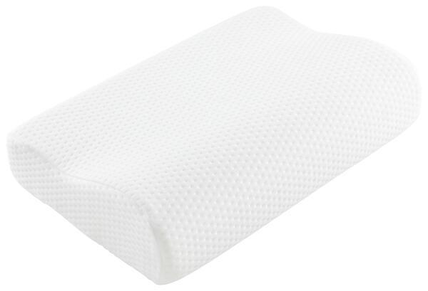 Nackenstütz- Visco Comfort in Weiß
