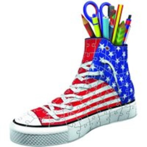 Ravensburger 3D Puzzle Sneaker American Style