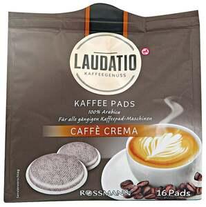 Laudatio Kaffee Pads Caffé Crema