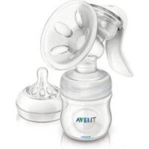 Philips AVENT Komfort-Handmilchpumpe mit Zubehör