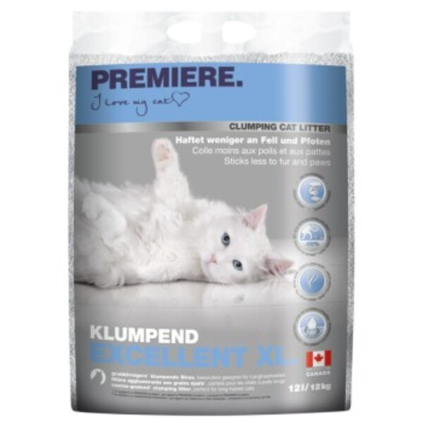PREMIERE Excellent XL Klumpstreu