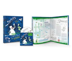 Mal- und Rätselbuch mit CD »Peter Maffay – Tabaluga – Es lebe die Freundschaft!«