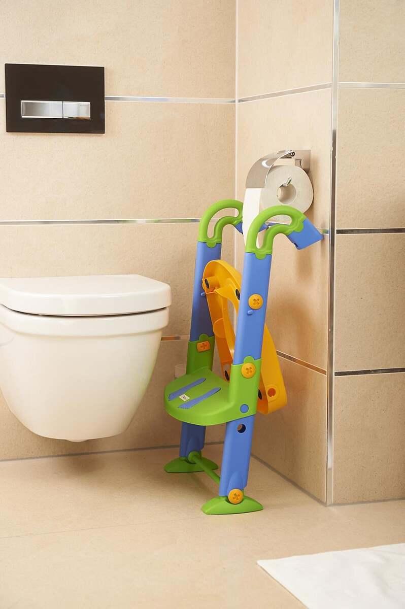 Bild 1 von KidsKit 3 in 1 Toilettensitz/-Trainer
