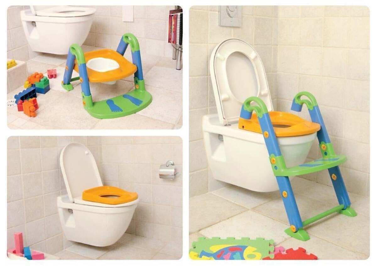 Bild 2 von KidsKit 3 in 1 Toilettensitz/-Trainer