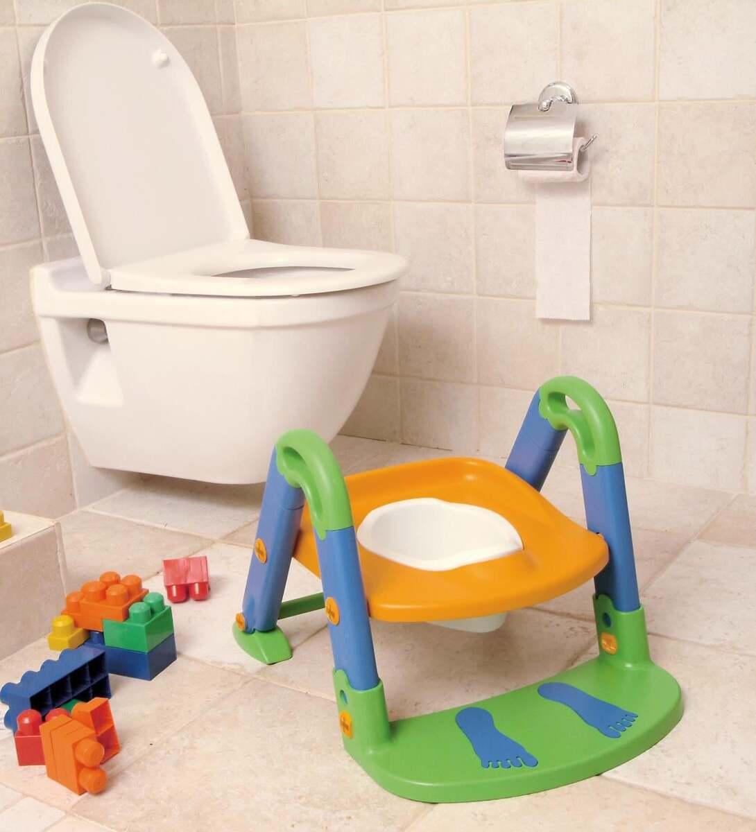 Bild 3 von KidsKit 3 in 1 Toilettensitz/-Trainer