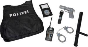 Polizei Einsatz-Set 7-tlg. Jungen Kinder