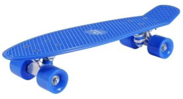 Beachboard Blue blau