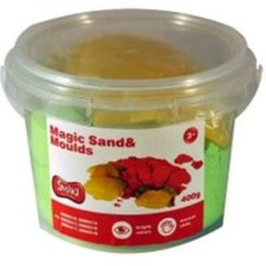 SMIKI Magic Sand 400g grün